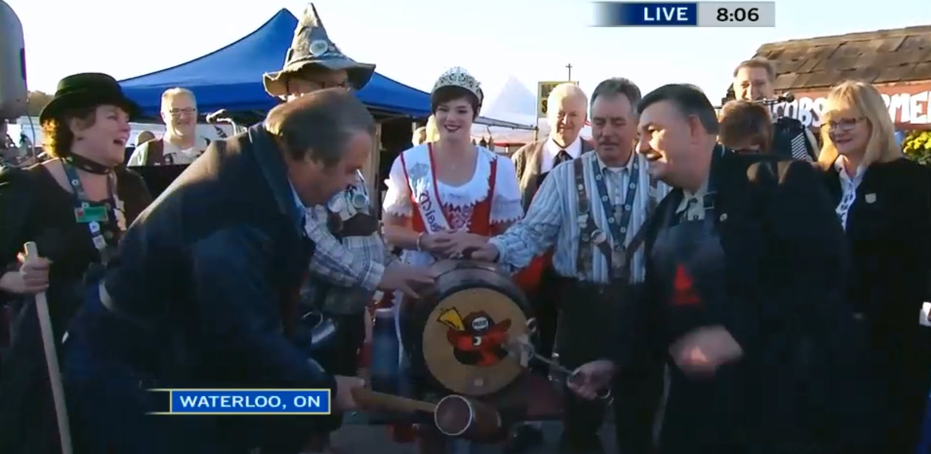 2014-10-09 Canada AM At St. Jacobs Farmers Market 03