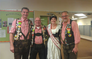 20141025 Oktoberfest - Court At Laurelwood