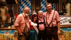 20150919 Germania Club Of Hamilton - With Miss Oktoberfest
