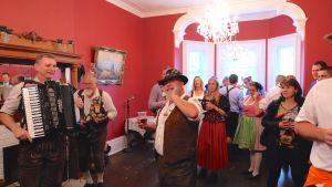 20151009 Creemore Oktoberfest Breakfast