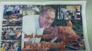 2015 Concordia Club Pig Roast