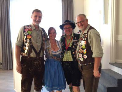 20161007 Loft Haus Reception Oktoberfest