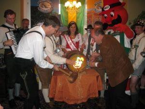2010 Oktoberfest Creemore Breakfast