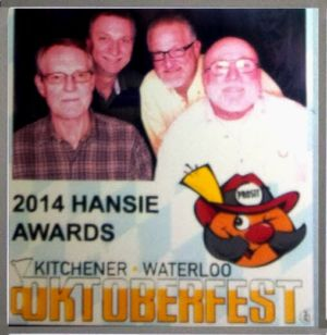 Twin City Alpine Echo - 2014 Hansie Awards Event-1