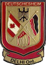 Delhi German Home Crest - Logo