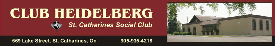 Club Heidelberg - Header